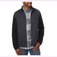 Calvin Klein Men's Full Zip Long Sleeve Jacket