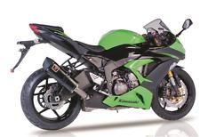 Kawasaki ZX6 R / 636R Ninja 2009-2017 IXIL Xtrem Bk HEX-OV S/O Exhaust