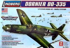 """Maqueta del caza Dornier Do-335A """"Pfeil"""" de LINDBERG a 1/72 (Re-edición)"""