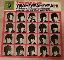 Beatles YEAH!YEAH!YEAH A hard day's night SMO 73739 Top-Rarität