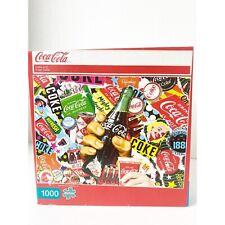 Coca-Cola (1000-Piece Jigsaw Puzzle, 2011) Buffalo Games
