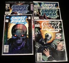 1994 Marvel Ghost Rider 2099 1-5 Run Holo Cover #2 Sealed w/Poster Direct Edt Nm