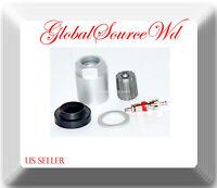 1 Kit TPMS Sensor Service Kit Fits:Acura CSX TL ZDX  Honda Civic CR-Z Element &