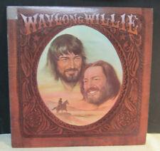 WAYLON AND WILLIE VG++