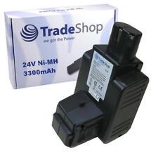 Batterie 24 V 3300 mAh Ni-MH pour Hilti c7/24 c7/36 tcu7/36 te5a remplace bp60 bp72