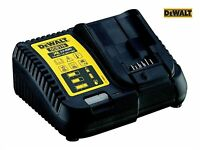 Dewalt DCB115 Lithium-Ion Battery Charger 18V 240V UK PLUG