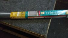 40-1000-04 Bali Charcoal Premium UV Blocking Solar Roller Shade 30 in 72 in