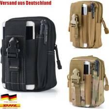 Outdoor Taktische Handy Gürteltasche Bauchtasche Armee Hüfttasche Sport Tasche