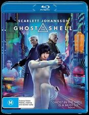 Ghost In The Shell (Blu-ray, 2017)