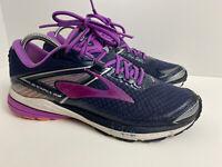 Brooks Running Shoes Ravenna 8 Dna Size 9 Purple Women's