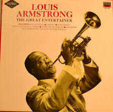 "LOUIS ARMSTRONG - THE GREAT ANIMADOR 12"" LP (U 181)"