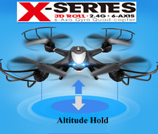 MJX X401H APP FPV Quadcopter RC Drones 2.4G RTF Headless With HD Camera 3D Roll