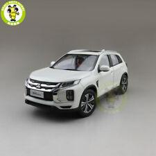 1/18 Mitsubishi ASX 2019 Diecast Model Toy Car SUV Boys girls gifts white
