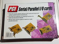 Lenovo PAR5008LVX100 LP PCI Parallel 71Y6837 46R1519