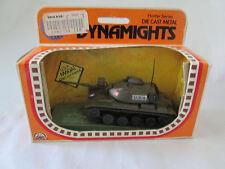1973 Zee Toys Dynamights Hunter Series USA M60A1 Tank T-401 HK 1/87 Scale MIB