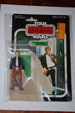 Han Solo Bespin-Loose-Star Wars-Empire Strikes Back Vintage-With 41 Back