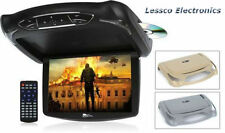 "Concept CFD-135 13.3"" LED Overhead Flip Down Monitor DVD Player w/ HDMI Input"