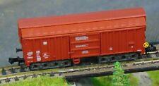 "FLEISCHMANN 8388    DB Tilting roof wagon    ""BOXED""    N Gauges (F26)"