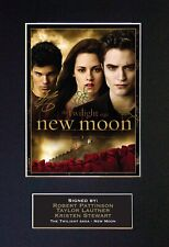 #28 TWILIGHT NEW MOON Reproduction Signature/Autograph Mounted Signed Photograph