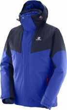 Salomon Icerocket Jacket - Mens Night cky SIZE XL RRP £299.99