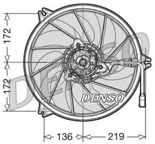 Denso DER21007 Engine Cooling Fan Replaces 1253C5