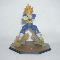 New RARE Dragon Ball Z Vegeta Action Figure PVC Super Saiyan Collectibles