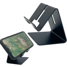 Cell Phone Desk Stand Holder Mount Cradle For iPad iPhone 11 Pro X 8 Samsung