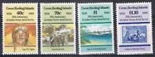 Cocos (Keeling) Islands postfris 1989 MNH 213-216 - Indian Ocean Aerial Survey