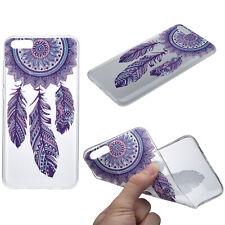 Xiaomi Redmi Note 4 Hülle Case Handy Cover Schutz Tasche Schutzhülle Henna Bunt