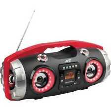 JVC RVNB22A Portable Bluetooth CD Player