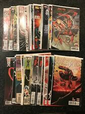Spider-man Venom Carnage Covers Variant & Misc.Issues You Pick Choose Amazing Nm