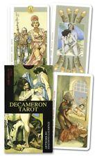Decameron Tarot NEW Sealed 78 Color Cards G. Gaudenzi Spadanuda sensual art