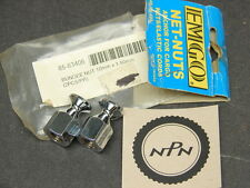 New NOS EMGO Anchor for Cargo Bungee Net Nuts 10mm x 1.50mm (2pcs) 85-83406