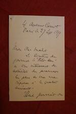✒ L.A.S. Clément BERTIE-MARIOTT à Aurélien SCHOLL - enquête exposition universel