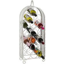 Metal 10-19 Bottles Wine Racks