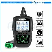 8-18V Battery Car Scanner Diagnostic Code Reader OBD2 OBDII EOBD Tool J1850-VPW