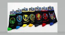 New Marvel Avengers Adult Dress Socks (Captain America)