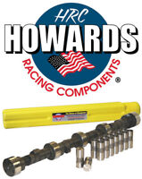 Howards Cams CL110991-08 SBC Chevy .470/.470 275/275 Hydraulic Cam Camshaft Kit