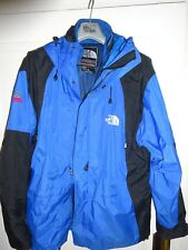 The North Face SUMMIT SERIES Goretex 3:1 Veste En Bleu & noir pour homme Large