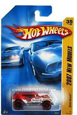 2007 Hot Wheels #35 New Models Shell Shock