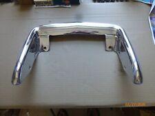3776063 NOS GM 1961 1962 Corvette Rear License Bumper Bar - Mint!