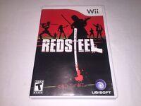 Red Steel (Nintendo Wii) Original Release Complete Excellent!