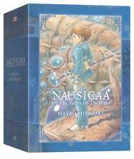 Nausicaa of the Valley of the Wind by Hayao Miyazaki (English) Hardcover Books