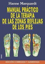 Manual practico de la terapia de las zonas reflejas de los pies,-ExLibrary