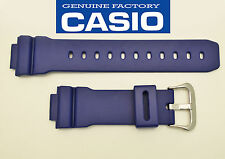 Casio G-Shock ORIGINAL Watch Band STRAP  Blue RUBBER  DW-9052 DW-9051 DW9050