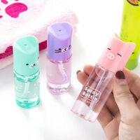 1Pc 35ml Plastic Refillable Perfume Empty Bottle Atomizer Pump Spray Tubs gv