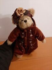 "The Bearington Collection Gwendolyn Dressed Bear 14"" Ltd. Series 2005 #1590 nm"