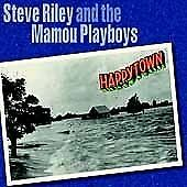 Happytown, Steve Riley & The Mamou Playboys, Audio CD, New, FREE & FAST Delivery