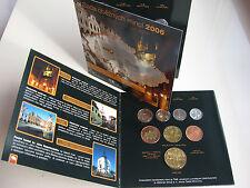TSCHECHIEN 2006 KMS MÜNZEN SATZ COIN SET ST BU - UNESCO WELTKULTURERBE