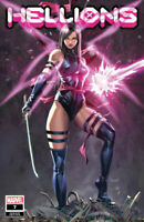 HELLIONS #7 (PSYLOCKE KAEL NGU EXCLUSIVE VARIANT) COMIC BOOK ~ Marvel Comics